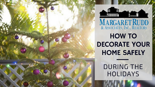 home safety tips for holiday decorating - Christmas Decorating Safety Tips
